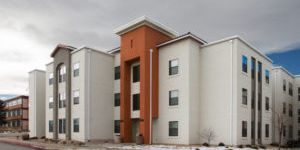 New Mexico Highlands Viles & Crimmin Student Housing Building