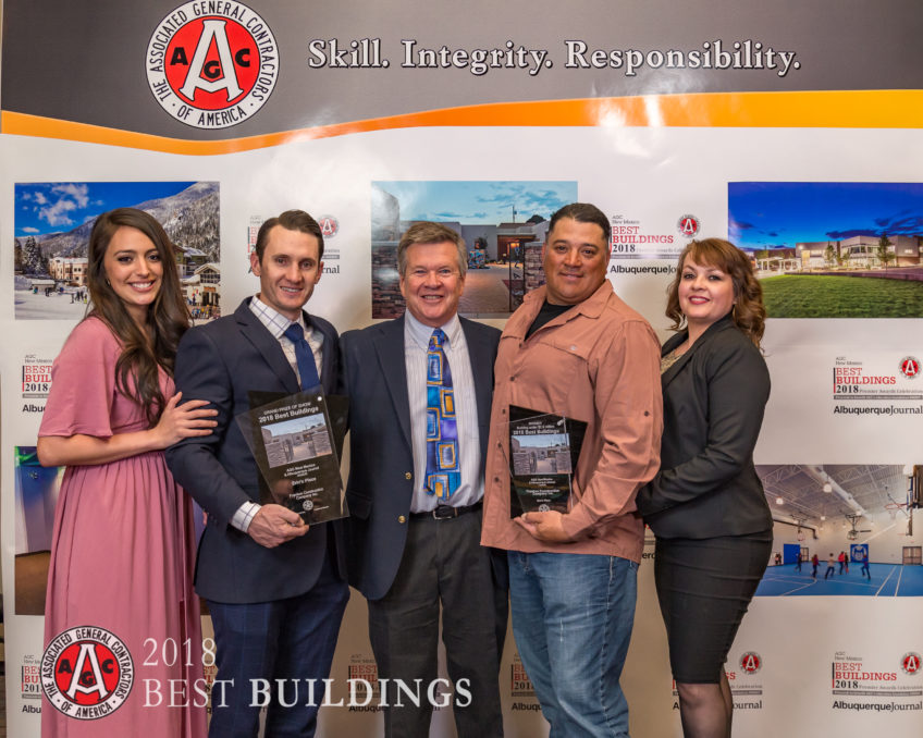 Franken Construction wins 2018 AGC Best Buildings Awards