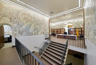Rodgers Hall Renovation Receives Architectural Award